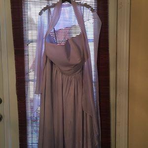 Vera Wang Bridesmaid Gown